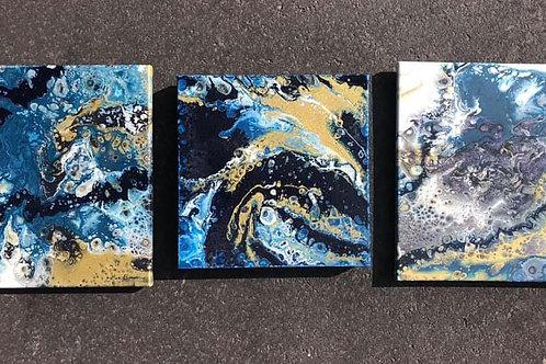 """""""Heaven & Earth"""" (set of 3)"""