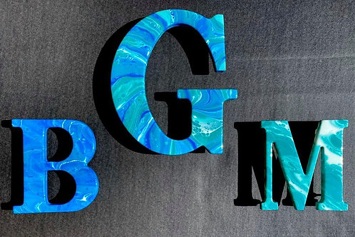 """SOLD.  """"G, b & m"""""""