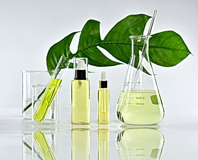Natural skin care beauty products, Natur