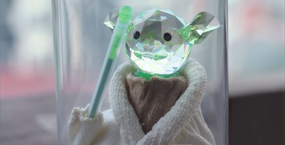 Crystal Yoda