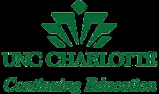 UNCC Continuing-Education-logo (Transpar