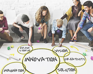 Innovation team (shutterstock_600703955