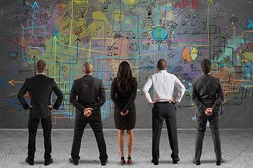 Innovation team design (shutterstock_215