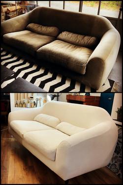 Canapé Art Déco