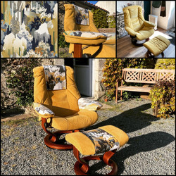 "Fauteuil type ""Stressless"""