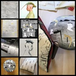 Création et impression textile
