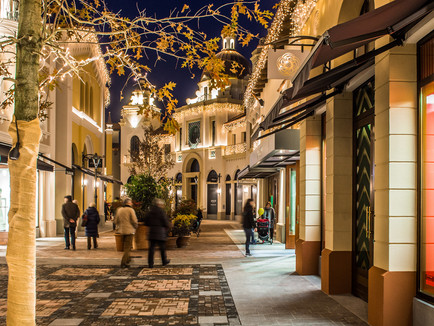 FIDENZA VILLAGE.                               Chic Shopping Outlet