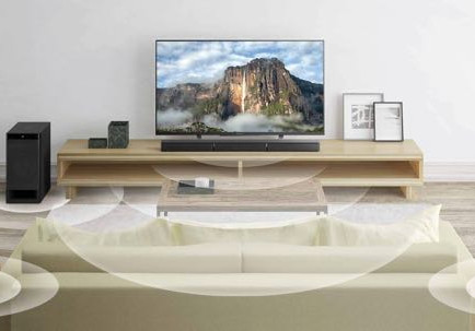 Sony's New Home Cinema System Brings Movies to Life