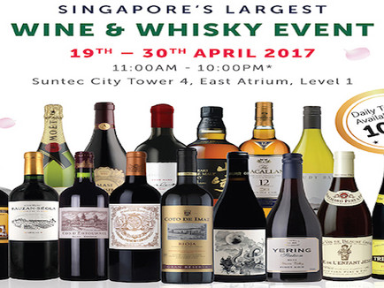 Wine & Whisky Week 2017