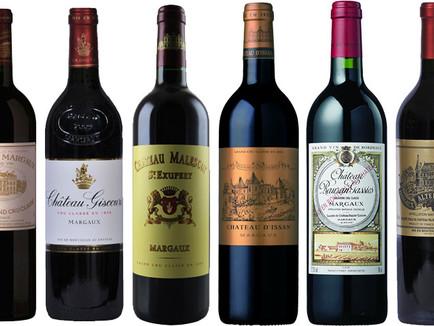 Fine Wines SG Margaux Grand Cru Classe