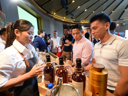 Whisky Live Singapore : 2019