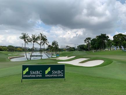 SMBC Singapore Open 2020