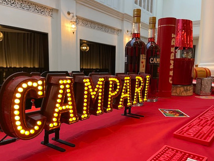 Campari - Intercontinental Hotels & Resorts