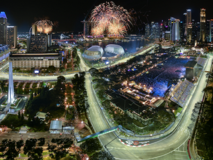 Singapore Grand Prix 2019: Priceless Experiences