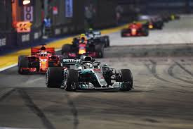 Post-Event Story : 2018 Formula One Singapore Grand Prix