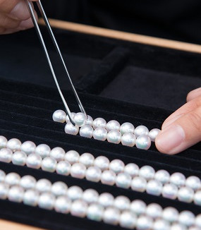 MIKIMOTO Presents The Pearl Necklace