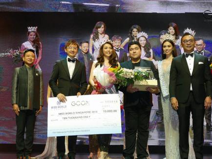 Miss World Singapore 2018