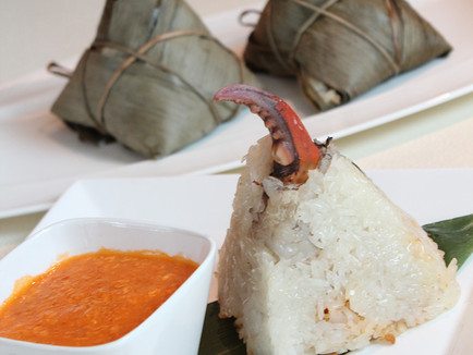 Golden Peony Introduces Two New Rice Dumpling Creations
