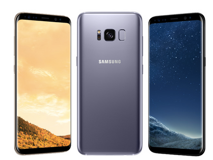 Samsung Announces Availability of Galaxy S8 | S8+ and Galaxy Tab S3 in Singapore