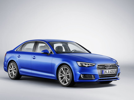 High tech all the way – the new Audi A4 and A4 Avant