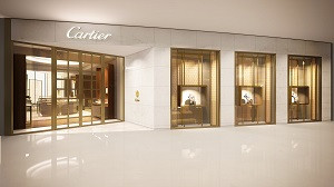Cartier at ION Orchard