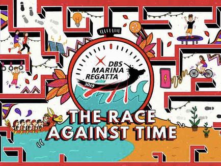 DBS Marina Regatta 2019 – The Race Against Time