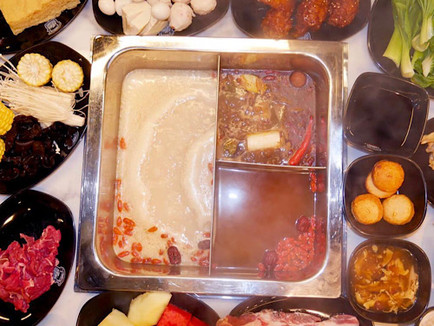 Goro Goro Steamboat & Korean Buffet - Review