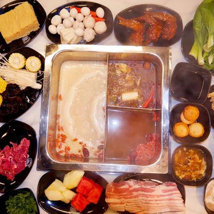 Goro Goro Steamboat & Korean Buffet - Review