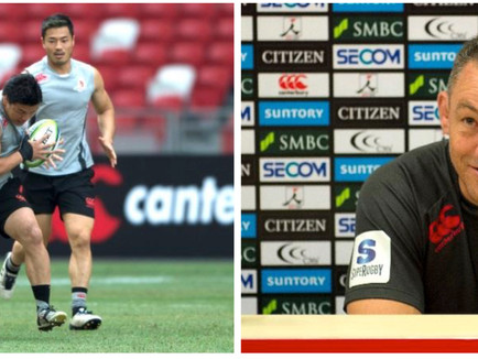 SUNWOLVES all set to take on STOMERS at Sports Hub's Final Super Rugby Match of the Year