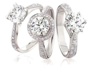 Love & Co. Partners De Beers': Lovemarque Diamond