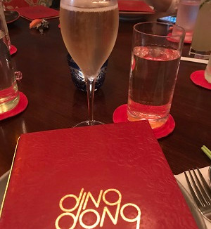 Ding Dong: New Menu Launch