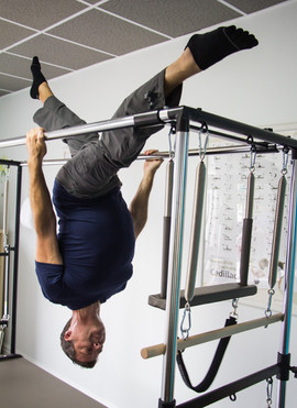 Éric Robitaille Instructeur Stott Pilates