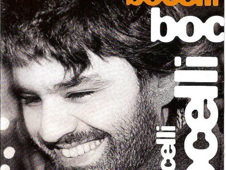 ITALY: Bocelli - Andrea Bocelli