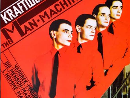 GERMANY: The Man-Machine - Kraftwerk