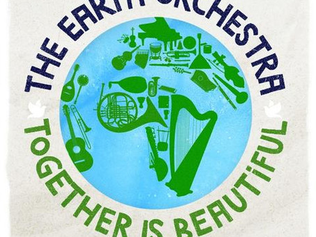 Interview: The Earth Orchestra - Emma Newman & Jude Dexter Smith