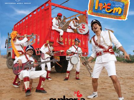 INDIA: Item - Euphoria
