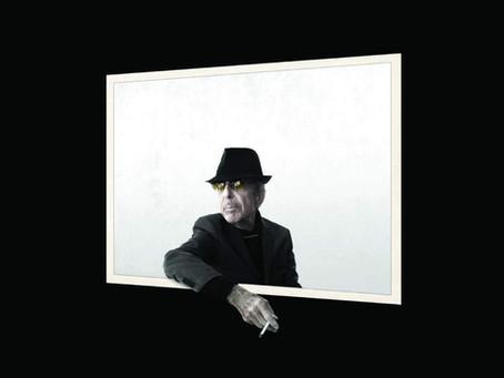 CANADA: You Want It Darker - Leonard Cohen