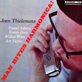 BELGIUM: Man Bites Harmonica - Toots Thielemans