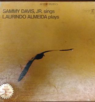 BRAZIL/USA: Sammy Davis, Jr Sings, Laurindo Almeida Plays - Sammy Davis, Jr & Laurindo Almeida