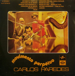 Movimento Perpétuo - Carlos Paredes