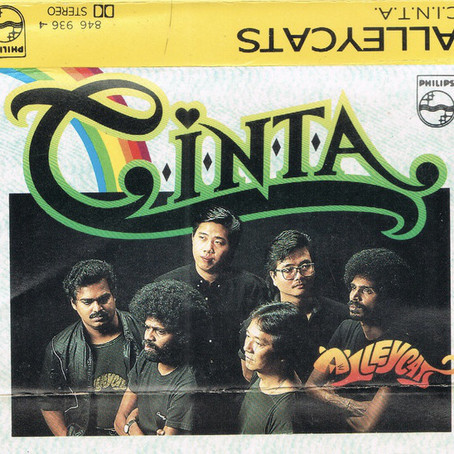 MALAYSIA: C.I.N.T.A. - Alleycats