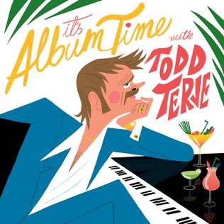 NORWAY: It's Album Time- Todd Terje