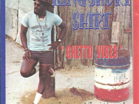 ANTIGUA & BARBUDA: Ghetto Vibes - King Short Shirt