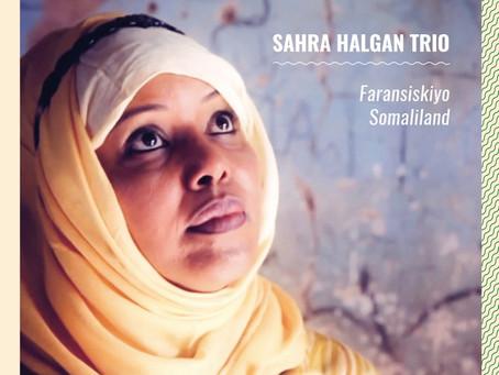 SOMALILAND: Faransiskiyo Somaliland - Sahra Halgan Trio
