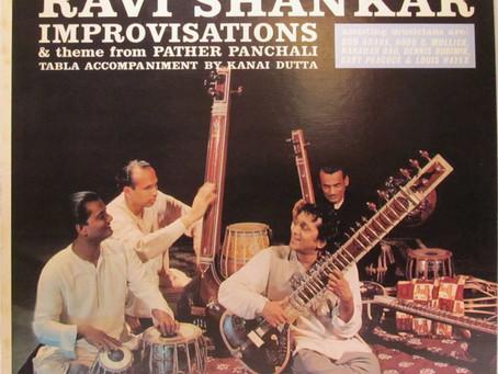 INDIA: Improvisations - Ravi Shankar