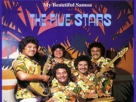 SAMOA: Welcome To Samoa - The Five Stars