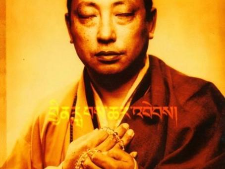 BHUTAN/FRANCE: Rain of Blessings: Vajra Chants - Lama Gyurme & Jean-Philippe Rykiel