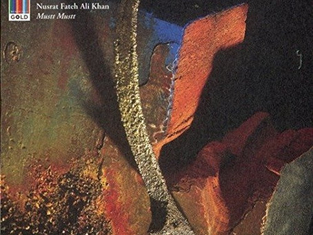 PAKISTAN: Mustt Mustt - Nusrat Fateh Ali Khan