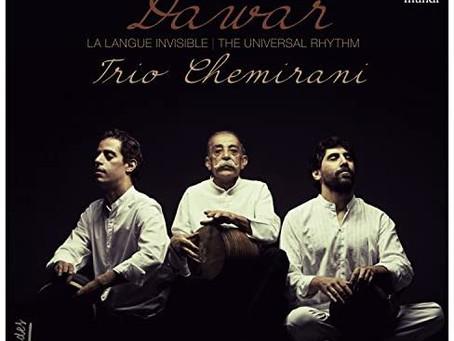 IRAN/FRANCE: Dawâr - Trio Chemirani