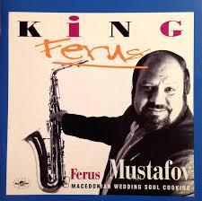 NORTH MACEDONIA: King Ferus - Ferus Mustafov